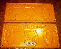 1932 California Plates Buick Cadillac Hudson Olds Chevy Dodge Chrysler Ford Nash