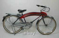 Bicycle 1948 California License