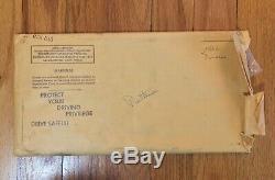 California Blue license plates Vintage Original 1970s Mint withenvelope, stickers