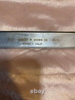 Huntington Park California Maurice Sopp Chevrolet Chevy GM License Plate Frame