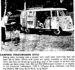 Long Beach California Ricketts Porsche Volkswagen VW Vintage License Plate Frame