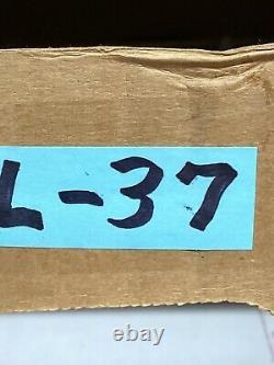 Rare Nice Pair 1956 DMV Clear Brt 054 (california) Car License Plate-vintage