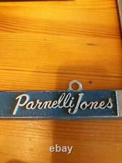 Torrance California Vel's Parnelli Jones Ford Vintage Dealer License Plate Frame