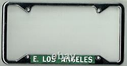 VERY RARE East Los Angeles California HOMETOWN PRIDE Vintage License Plate Frame